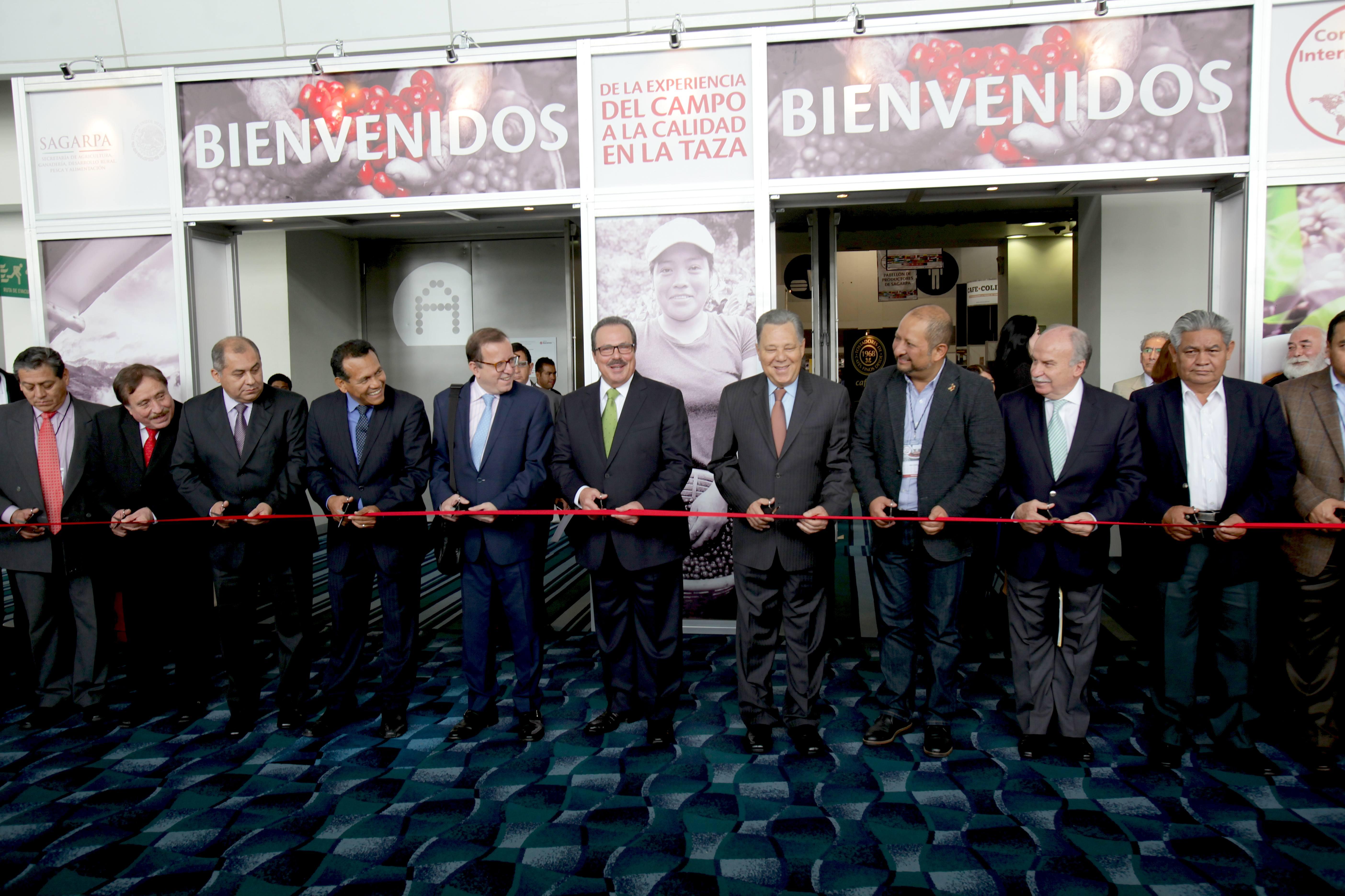 Al inaugurar la Convención Internacional del Café México 2015, el titular de la SAGARPA, Enrique Martínez y Martínez, expresó que el objetivo es renovar al menos 250 mil hectáreas de cafetales en el país.