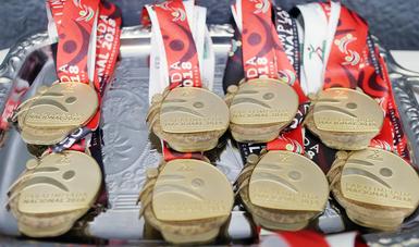 Del 13 al 25 de octubre se realizarán competencias en 10 disciplinas.