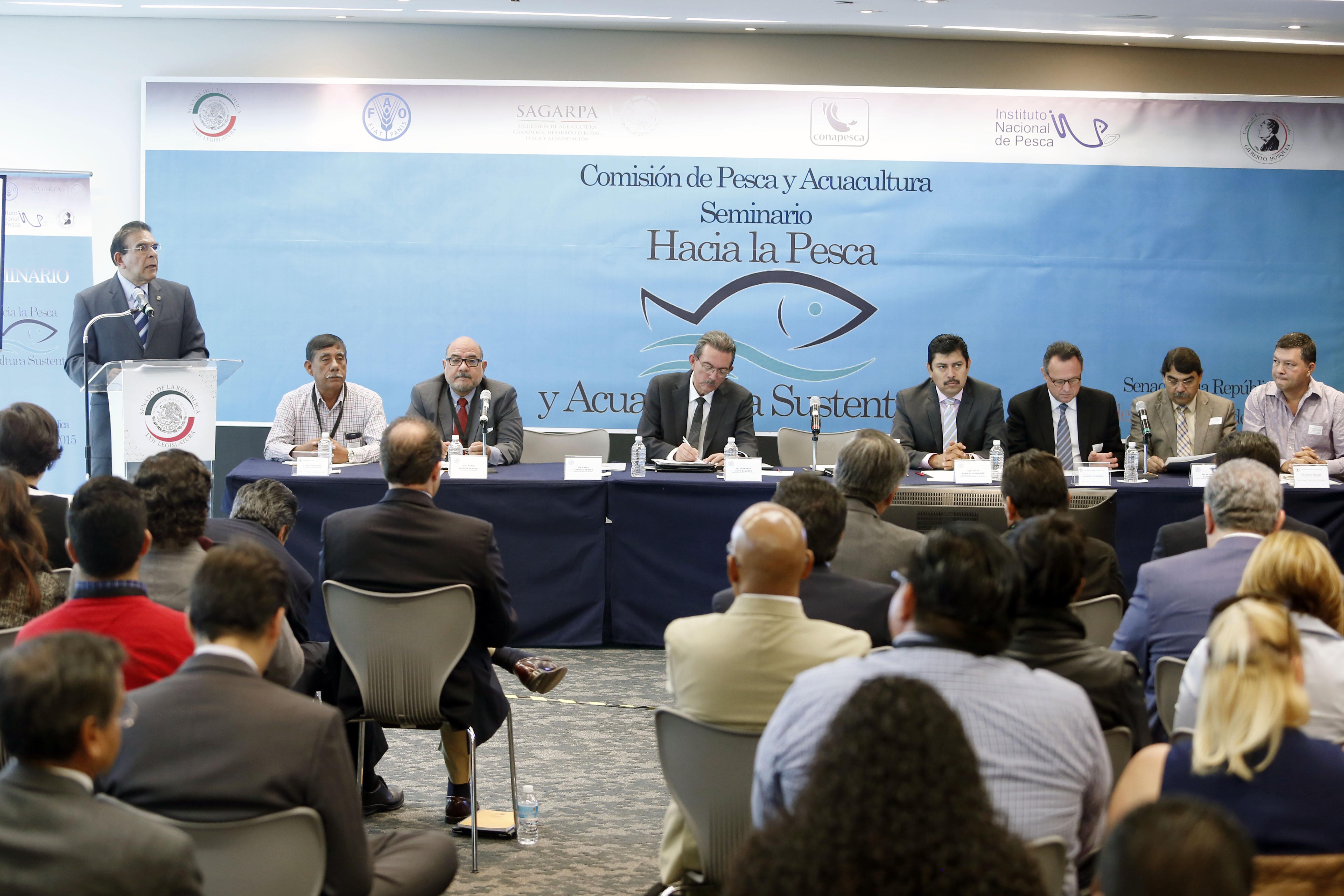 Esta voluntad política que la FAO ve del trabajo coordinado entre las autoridades mexicanas con el poder Legislativo y el sector pesquero, ya ofrece resultados concretos en materia de sustentabilidad productiva.