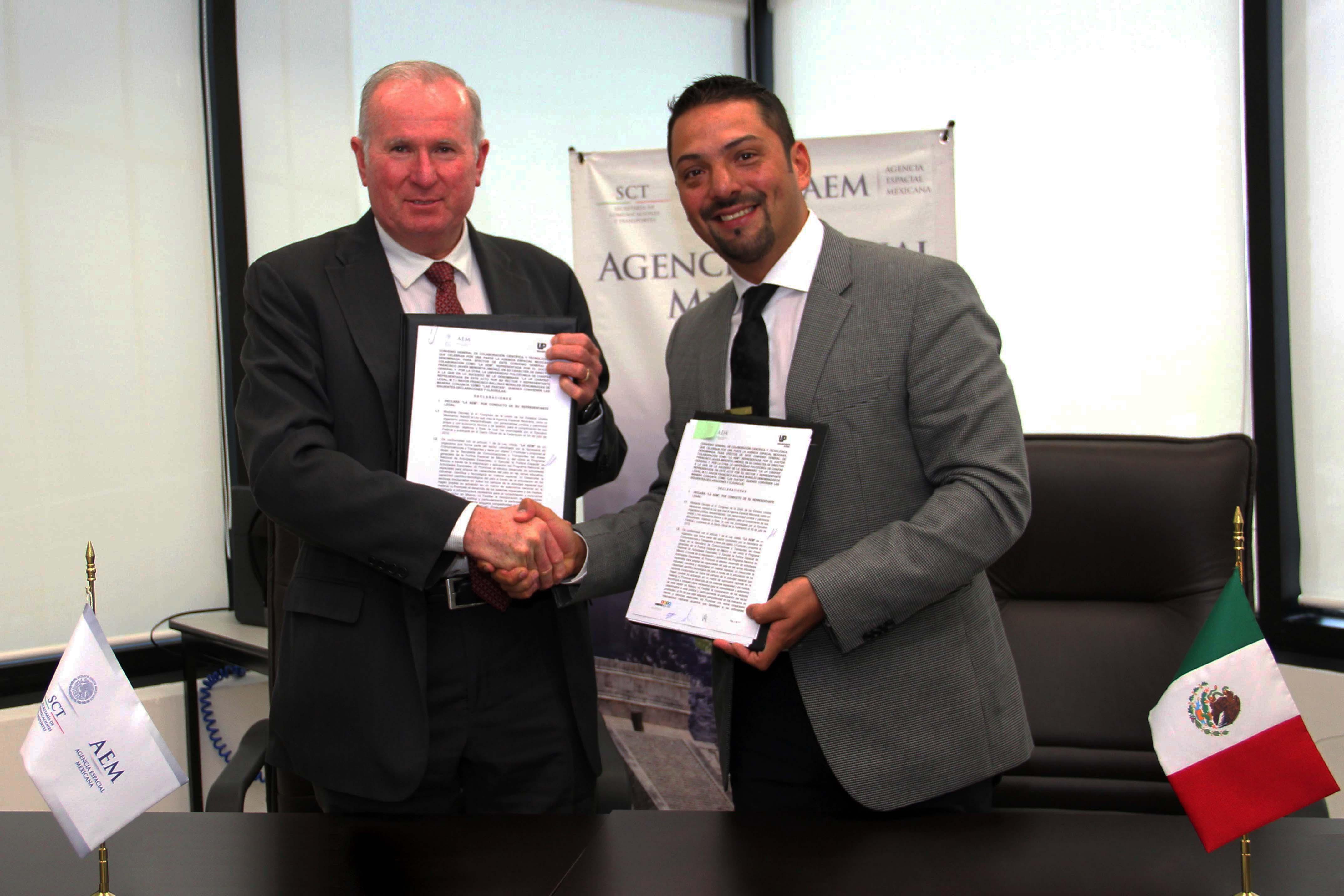 Proyecta Agencia Espacial Mexicana centro de desarrollo espacial con gobierno de Chiapas