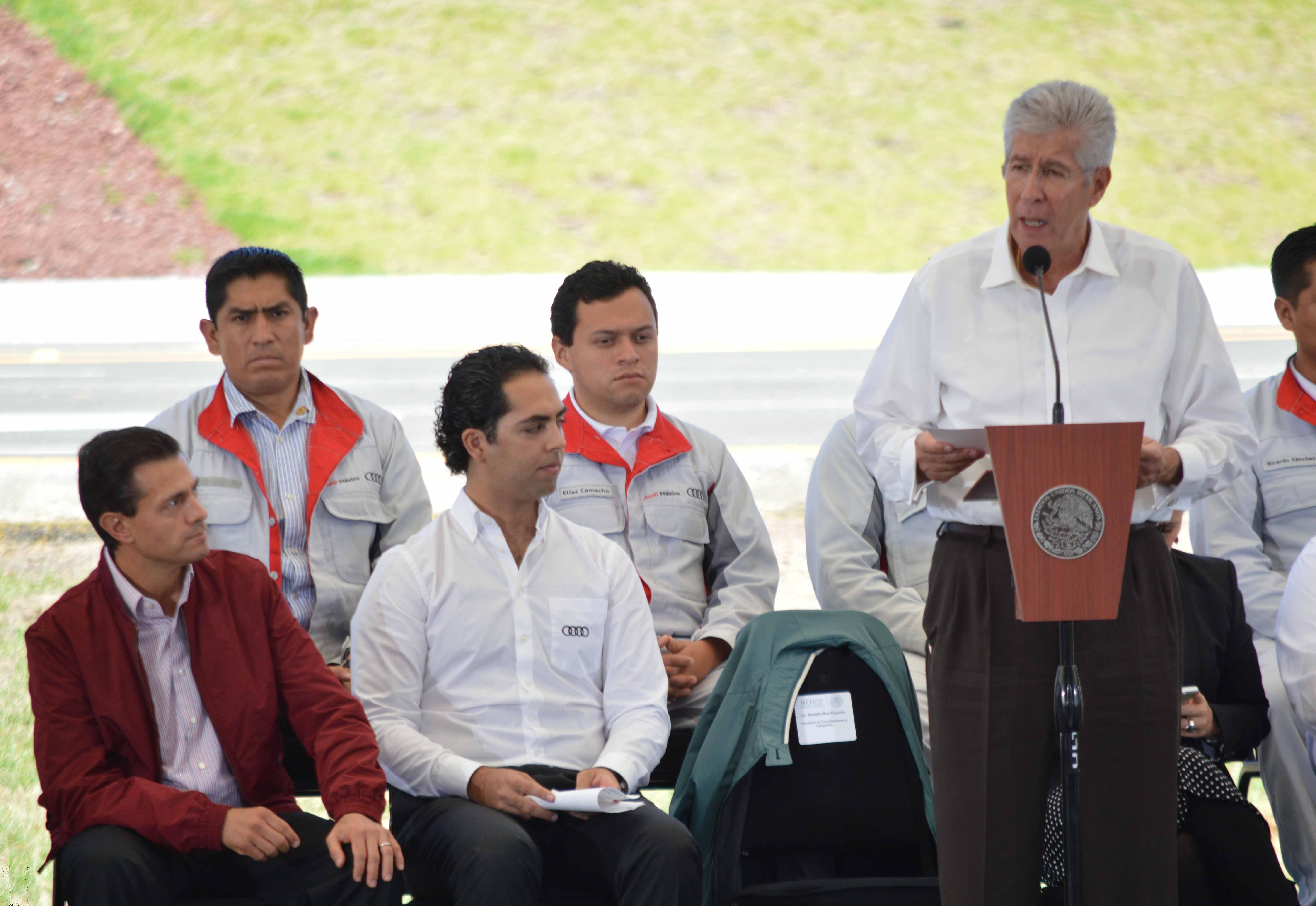 SCT comprometida con desarrollo y conclusión de obras de infraestructura