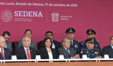 """Acompaña la Función Pública el inicio de la construcción del Aeropuerto Internacional """"General Felipe Ángeles"""""""