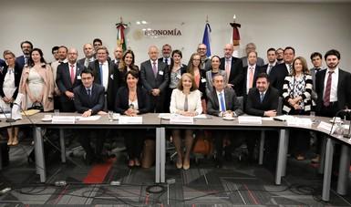 Se fortalece la relación comercial y de inversión México-Francia