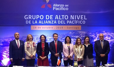 LI Reunión del Grupo de Alto Nivel de la Alianza del Pacífico