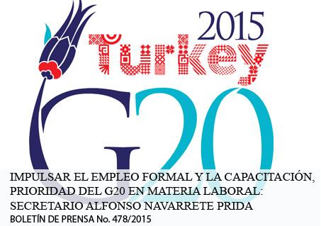 G20 Turquía