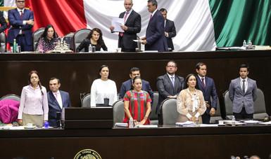 María Luisa Albores advirtió que no se tolerará que se lucre con la pobreza