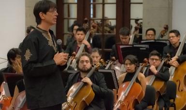 El SNFM ha mantenido proyectos artísticos que incentivan la práctica musical en niños, jóvenes y adultos.