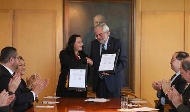 Firman UNAM y Secretaría de Bienestar Convenio General de Colaboración