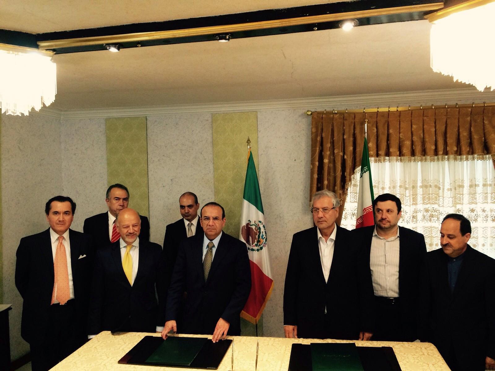 La Secretaría del Trabajo y Previsión Social (STPS) y el Ministerio de Cooperativas, Trabajo y Bienestar Social de la República Islámica de Irán, firmaron un Memorándum de Entendimiento bilateral en materia laboral.
