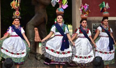 El Ballet Folklórico del Estado de Michoacán (BFEM) suma 61 años de existencia.
