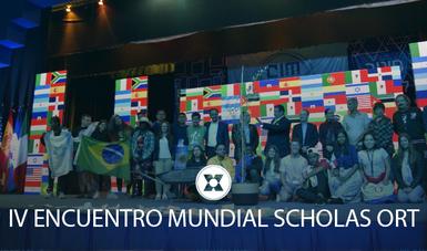 •250 jóvenes de distintas partes del mundo visitaron México para celebrar, mediante la convivencia y el intercambio, la diversidad de culturas, religiones, historias y contextos, el objetivo de hacer del mundo un lugar mejor a través de la educación.