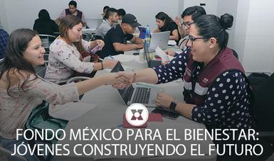 En los últimos días de octubre, gracias al esfuerzo conjunto de la Agencia Mexicana de Cooperación Internacional para el Desarrollo (AMEXCID) y el Gobierno salvadoreño, se ha logrado involucrar a los primeros 250 jóvenes que participarán en el programa