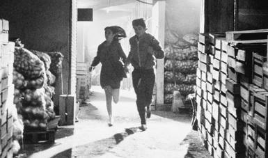Still de la película El corazón de la noche.
