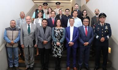 Exporta STPS el Programa Jóvenes Construyendo el Futuro a Centroamérica; presenta alcances a comitiva de Honduras