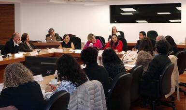 Secretaria de Bienestar reafirma compromiso en favor de las mujeres