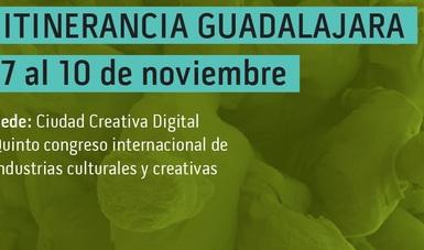El Laboratorio de Inmersión BBVA - Centro de Cultura Digital (CCD), en colaboración con diversas sedes en el país, sale de la Ciudad de México por tercera ocasión y llega a Guadalajara
