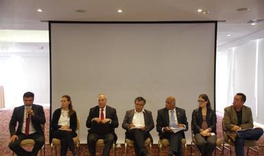 Representantes de México, Guatemala, Costa Rica, Chile, Francia, E.U.A. y Colombia compartieron sus experiencias en materia forestal
