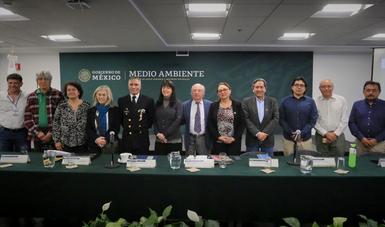 El secretario de Medio Ambiente destacó que ocho de los 14 ProNacEs que impulsará el Conacyt están relacionados con el medio ambiente.