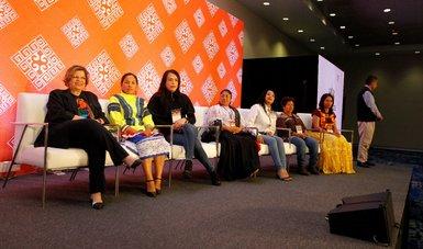Foro Nacional Mujeres trabajando juntas por la transformación de México