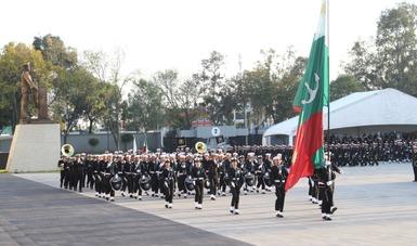 Más de Seis mil elementos de la Secretaría de Marina–Armada de México ascienden al grado inmediato superior