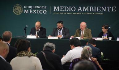 Foro Fracking en México