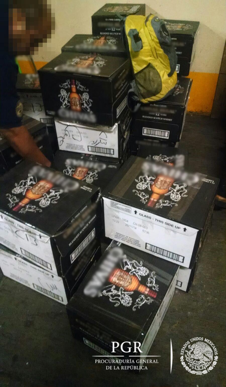 Actúa PGR contra centros de acopio y puntos de venta de bebidas adulteradas en la colonia Morelos