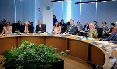 Las secretarías que integran la CICC acordaron atender la emergencia del cambio climático.