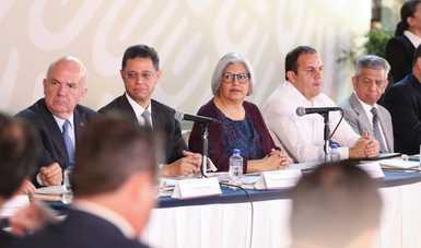 2a sesión del Consejo Nacional de Mejora Regulatoria