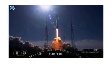 """La cápsula """"Dragon"""" se acoplará en un lapso de dos a tres días a la Estación Espacial Internacional"""