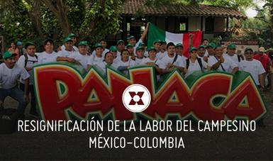 """Como resultado del proyecto de cooperación """"Resignificación de la labor del campesino"""", 28 productores del campo mexicanos se gradúan como  técnicos-agropecuarios en Colombia."""