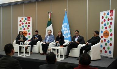 La SRE realiza conversatorio en el marco del Día Mundial de la lucha contra el sida