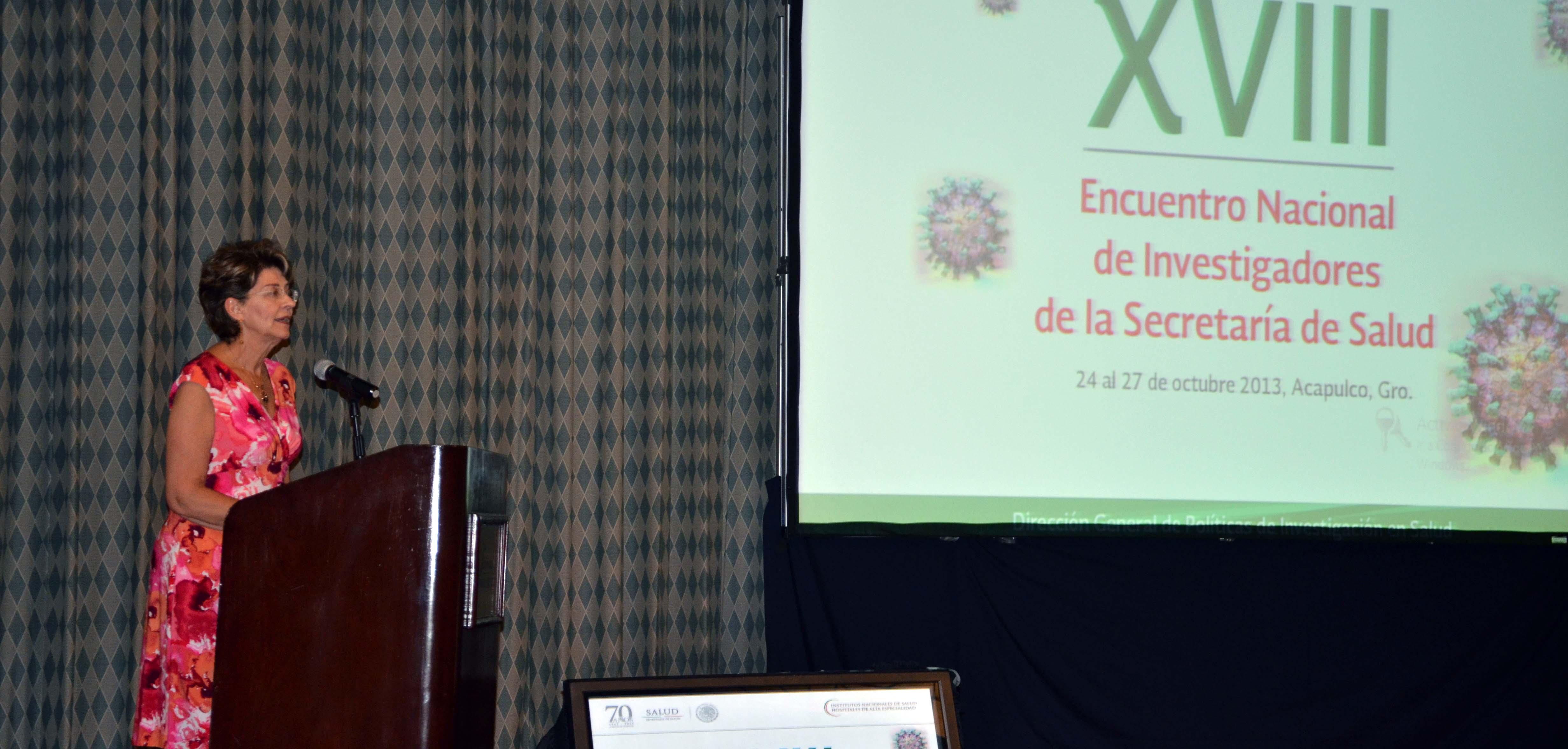 XVIII Encuentro Nacional de Investigadores de la Secretaría de Salud
