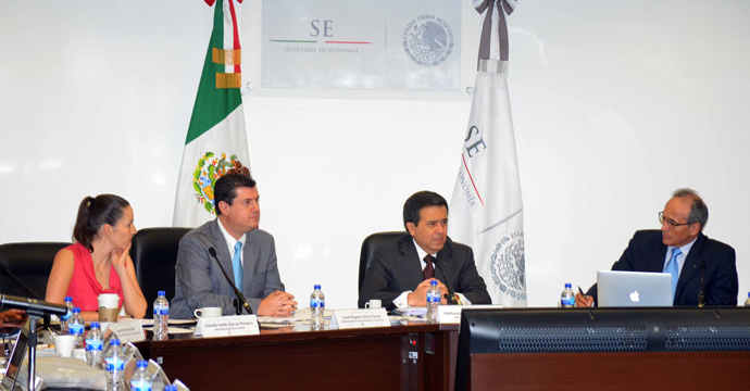 Preside el Secretario de Economía la 14ª Sesión del Comité Intersectorial para la Innovación