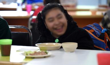 El SNDIF, fortalece la promoción del consumo de alimentos saludables.