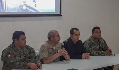 la Secretaría de Marina informa acciones implementadas para prevenir actos contrarios a la Disciplina Naval.