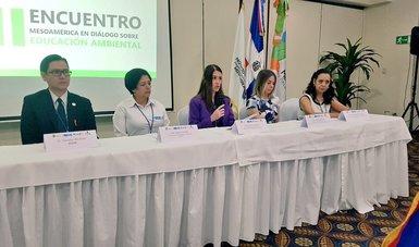 Durante el evento se propuso que México sea el anfitrión del III Encuentro Mesoamericano de Educación Ambiental que se llevará a cabo en el 2020.
