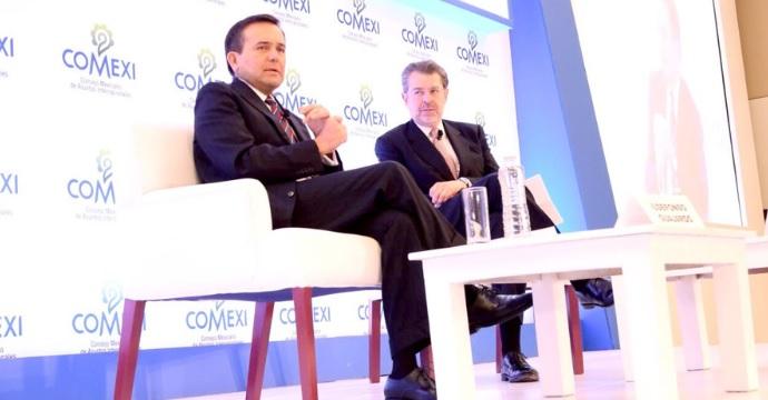 Participa el Secretario de Economía en la Conmemoración del 15o Aniversario del TLC Unión Europea - México