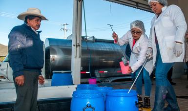 Apoyará Liconsa a más de dos mil pequeños productores lecheros con nuevos Centros de Acopio