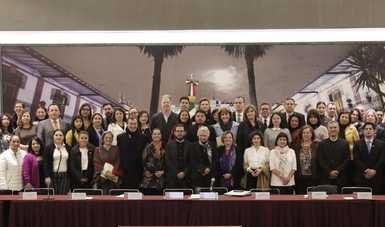 19° Reunión del Grupo Interinstitucional de Prevención del Embarazo en Adolescentes
