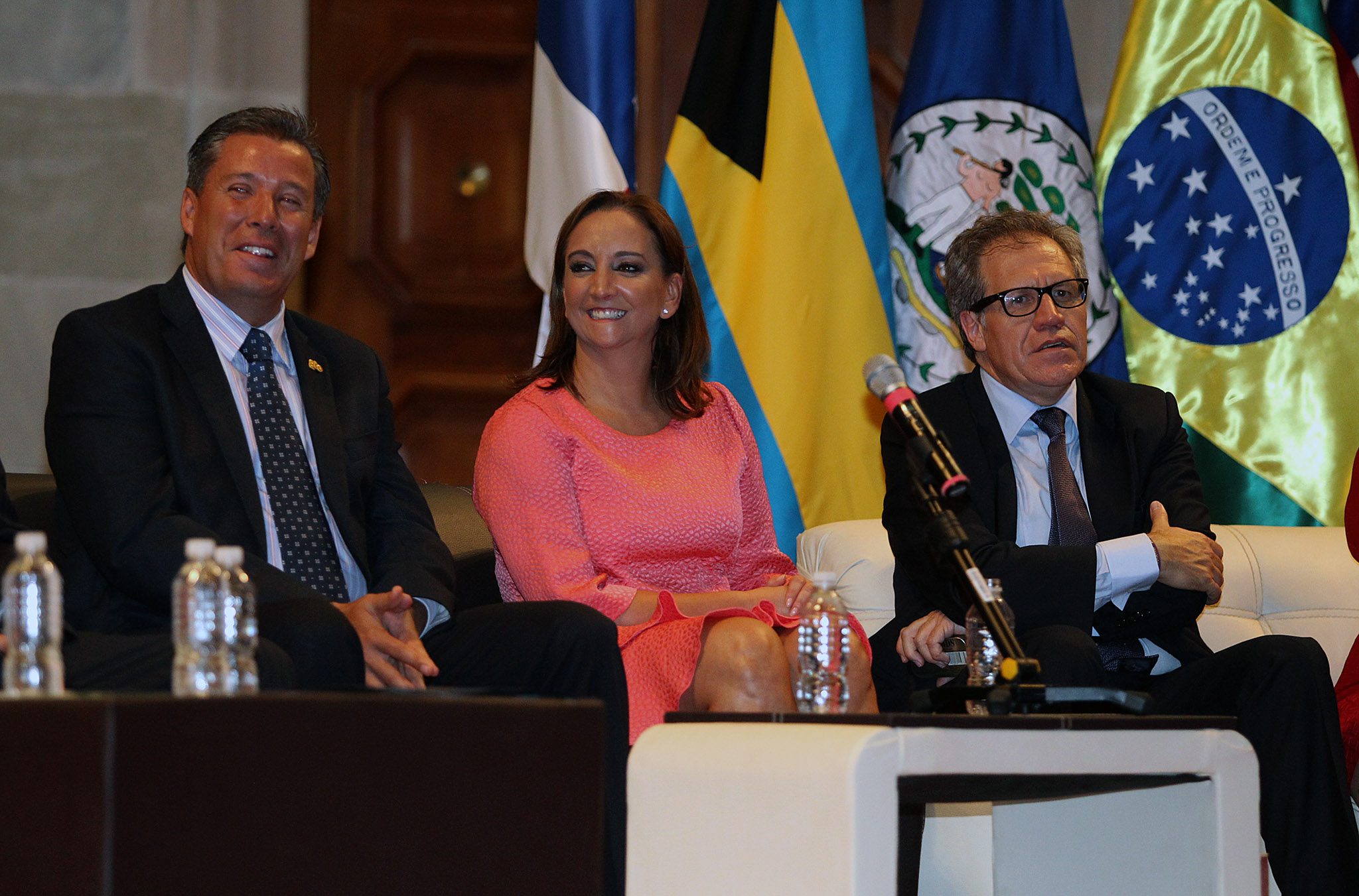 La canciller Claudia Ruiz Massieu participó en la XIV Asamblea General de la Confederación Parlamentaria de las Américas