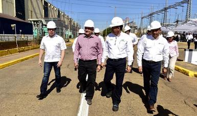 Presidente Andrés Manuel  López Obrador en Manzanillo