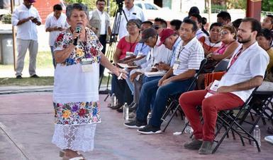 Participación democrática y diálogo permanente: vías necesarias para la construcción del Proyecto de Desarrollo Tren Maya
