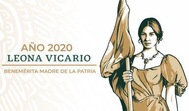 2020 AÑO DE LEONA VICARIO