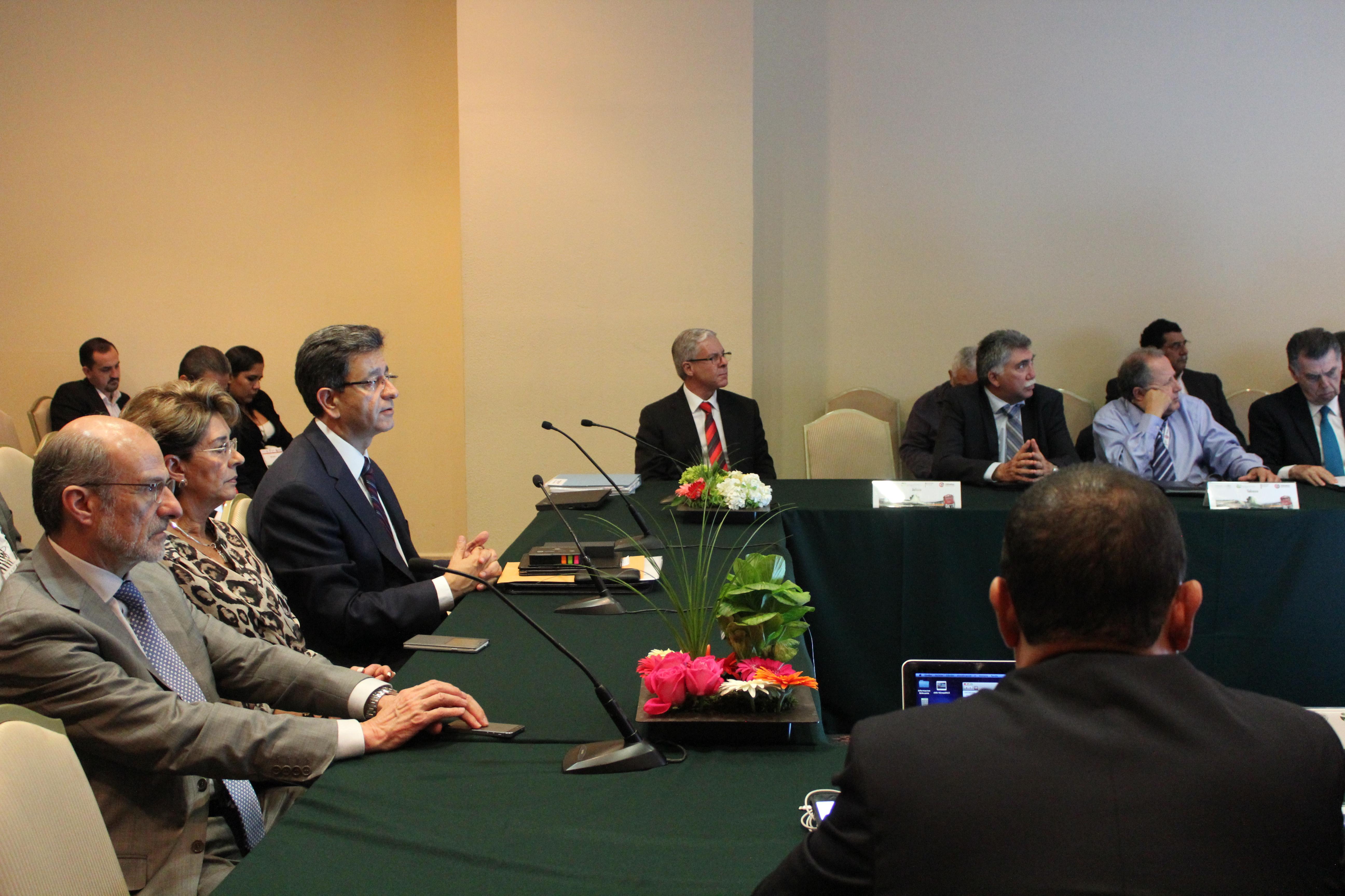 En el marco de la XI Reunión Nacional Ordinaria de la CONASA, se llevó a cabo el taller Prevención y Control del Dengue y el Chikungunya.