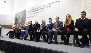 Cuidemos todos el programa IMMEX: Secretaria de Economía