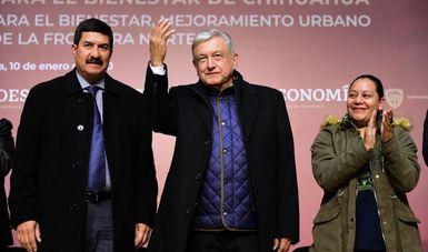 Pensiones para el Bienestar aumentarán a partir del primer bimestre de 2020: María Luisa Albores.