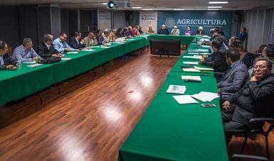 Impulsarán Agricultura y Sistemas Producto inversión en tecnología para incrementar producción y disminuir riegos por cambio climático.