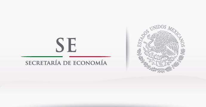 Refrenda el Secretario de Economía compromiso con la Cámara Nacional de la Industria del Vestido
