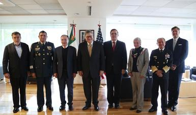 Concluye con éxito visita del fiscal William Barr a México