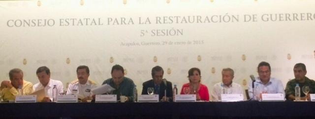 Obras y Acciones realizadas en Guerrero